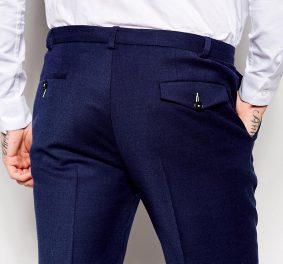 Pantalon flanelle : une matière à la fois très tendance et confortable