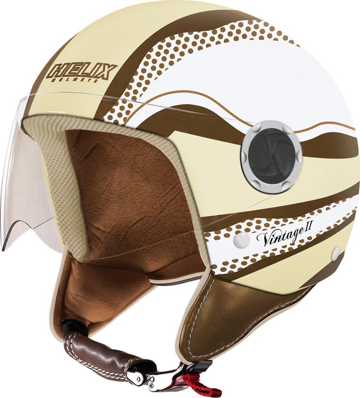 Se faire conseiller lors de l'achat d'un casque moto vintage